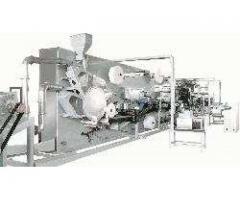 واردات و فروش و نصب و راه اندازی انواع دستگاه تولید پوشک بچه