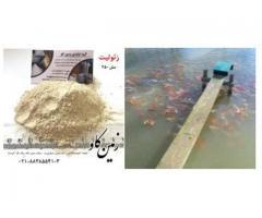 زئولیت و تاثیرات آن در استخر پرورش ماهی(Zeolite)