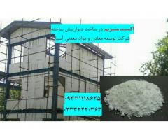 اکسید منیزیم ساختمانی