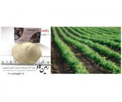 افزایش کیفیت خاک کشاورزی با زئولیت (Zeolite)