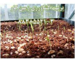 پرلیت و مزایای آن در کشاورزی Perlite