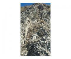 معدن کلسیت آهک خالص