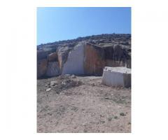 فروش پروانه معدن کوهی سنگ ارسنجان