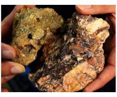 خرید خاک معدنی طلا اکسیدی