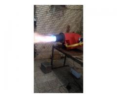 مشعل های صنعتی و نیمه صنعتی شرکت تولیدی صنعتی کاوه کاران