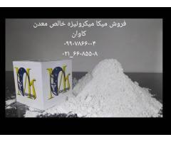 تولید و فروش ویژه میکا میکرونیزه خالص