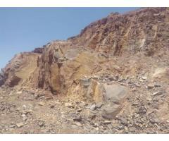 معدن سنگ لاشه