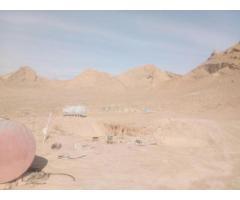 معدن سنگ لاشه و مرمریت فسیلی
