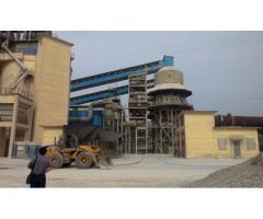 واردات ونصب و راه اندازی خط تولید آهک و کوره آهک