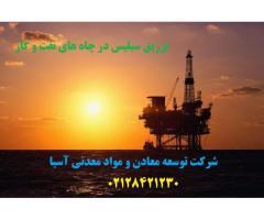 سیلیس در صنایع نفت و گاز توسعه معادن آسیا