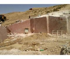 فروش معدن سنگ مرمریت صادراتی
