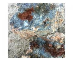 خرید و فروش خاک  سنگ و کنسانتره سرب، مس و روی