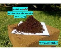 وارد کننده کوکوپیت و پیت ماس (کود گلدان)