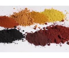 پودر رنگی برای تولید سنگ مصنوعی