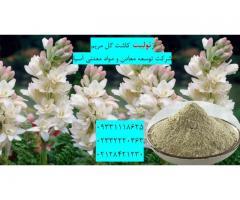 فروش زئولیت در کاشت گل مریم
