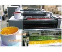 مصرف تالک در صنعت چاپ و جوهر