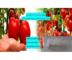 فروش ویژه پرلیت در کشاورزی و گلخانه