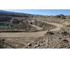 انجام عملیات بارگیری و  حمل  در معدن سنگ آهن